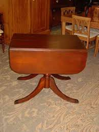 Mahogany Drop Leaf Table Antique Duncan Phyfe Table Antique Duncan Antique Duncan Phyfe