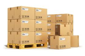 How To Put A Box Together The Difference Between Package And Pallet Shipping Eurosender