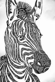 1000 images animal art zentangle giraffes