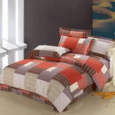 Burnt Orange Comforter King Amazing Burnt Orange And Gray Bedding 31 On Target Duvet Covers