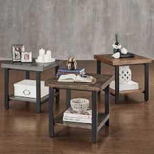 Rustic Side Tables Living Room End Tables Living Room Best 25 Black Side Table Ideas On Pinterest