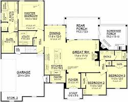 best cottage floor plans 155 best house plans 1800 2200 sq ft images on pinterest little