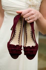burgundy wedding shoes picture of suede shoes