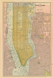 New York City Street Map by 100 Best Maps Images On Pinterest New York City New York Maps
