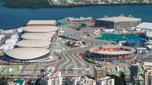 rio olympics where are the games happening ilmm