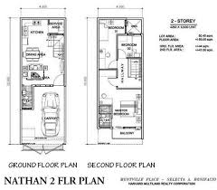 townhouse designs and floor plans 15 floor plan single storey house images 3 bedroom townhouse