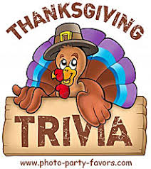 thanksgiving facts and thanksgiving trivia from photo favors
