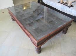 tables made from doors table designs
