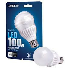 CREE 100W 5000K 1600 Lumens LED LIGHT BULB Omni 4 Flow Dimmable