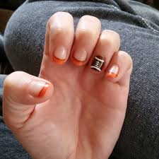 football nails cleveland browns yelp