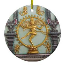 shiva hindu ornaments keepsake ornaments zazzle