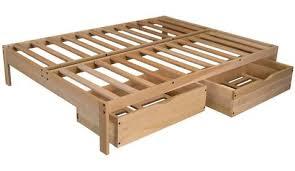 Nomad Bed Frame Nomad 2 Platform Bed Kd Frames