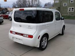 cube cars white nissan cube brims import