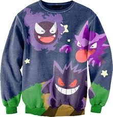sweater purple monsters midnight sweaters t