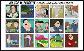 American Dad Memes - my top 15 american dad moments part 3 by 4xeyes1987 on deviantart