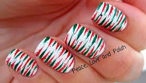 50 amazing and easy christmas nail designs and nail arts