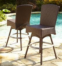 adjustable outdoor bar stools swivel outdoor bar stools sooprosports com