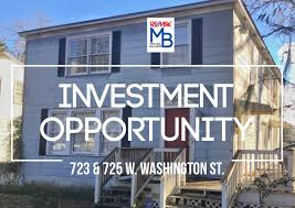 Duplex House For Sale 723 U0026 725 W Washington Street Quincy Fl 32351 Investment