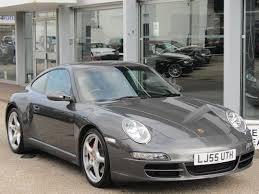 used porsche 911 uk used 2006 porsche 911 coupe grey edition s 2dr 3 8 petrol