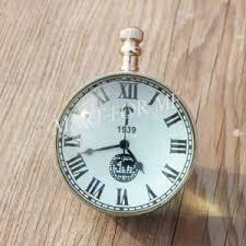 Nautical Desk Clock Antique Clocks Shop Exclusive Deal Martforme Com
