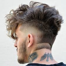 nape of neck haircuts men 55 edgy or sleek mohawk hairstyles for men men hairstyles world