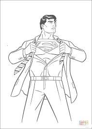 superman coming coloring free printable coloring pages