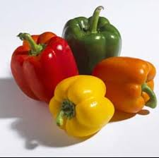 bell peppers do the different colors really taste any different