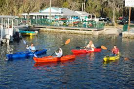 Crystal River Florida Map Kayaking Crystal River Kayak Rentals Kayaks For Rent Crystal River