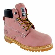 s pink work boots canada steel composite toe boots and shoes for