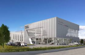 audi showroom the boom is back audi is opening a u20ac20million dublin showroom