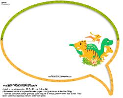 plaquinha divertida dinossauro cute 29 dinosaur printables