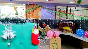 Office Decoration For Christmas Pictures by 40 New Christmas Cubicle Decorations U0026 Christmas Office Decoration