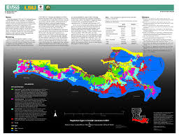 Lsu Map Vegetation Types In Coastal Louisiana In 2013 U2013 Lsu Law Center