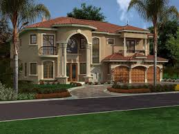 Wholesale Christmas Decorations Florida two story dream library 83383cl florida mediterranean luxury plan