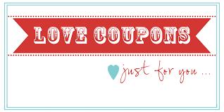 blank coupon template free mother u0027s day coupon book printable