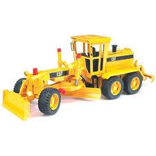bruder farm toys bruder toys cat caterpillar kids play motor grader 02437 new same