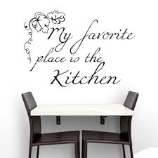 pattern quotes promotion shop for promotional pattern quotes on my favorite place is the kitchen grape leaves pattern quotes wall sticker pvc removable house decoration wallpaper wall poster