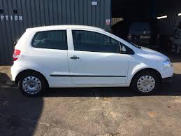 used volkswagen fox hatchback 1 2 urban 3dr in tunbridge wells