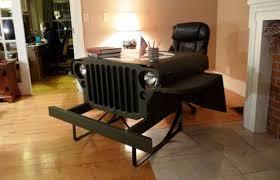 Car Office Desk Unique Jeep Car Office Desk Finding Desk