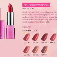 Lipstik Pixy Matte bita cosmetic s items for sale on carousell
