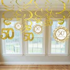 50th anniversary centerpieces ideas for decor 50th anniversary