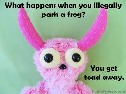 cute u0026 clean frog kids joke for children featuring an adorable