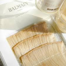 balmain hair extensions review silk extensions 40cm