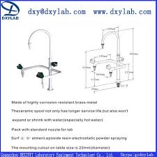 different types of kitchen faucets professional design made in china neck kitchen faucet with