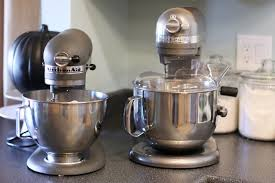 Kitchen Aid Standing Mixer by A Review Of The New Kitchenaid 7 Quart Bowl Lift Residential Stand