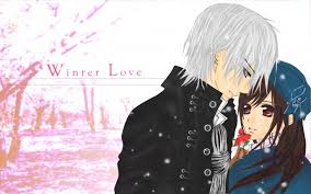 wallpaper anime lovers beautiful winter moments anime lovers