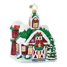 radko house u0026 village ornaments u2013 christopher radko for sale