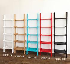 Sauder Ladder Bookcase by Haotian Modern Ladder Bookcase Made Of Wood Ladder Shelf