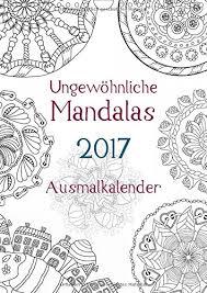 ungew hnliche hochzeitsgeschenke mandalas ausmalkalender für 2017 geschenk für oma