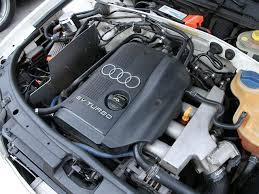 audi 1 8 l turbo 2001 audi a4 1 8t quattro parts car stock 005199